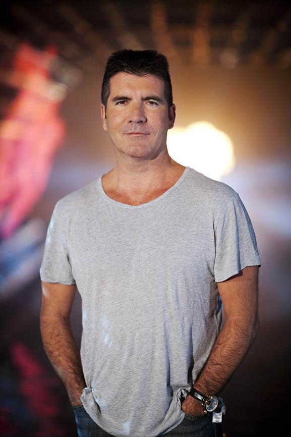 Simon turns satanic on Britain's Got Talent!