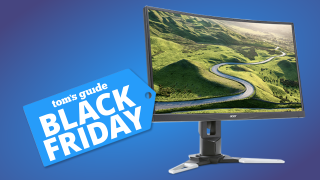 "Black Friday gaming monitor deal - 27"" Acer XZ1 Curved Gaming Monitor"