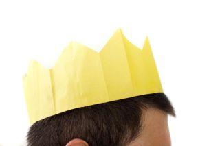 hat, hats, paper crown