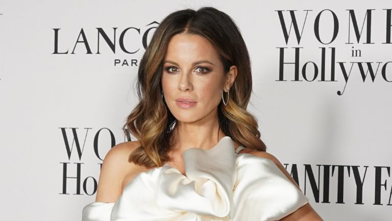 Kate Beckinsale attends the Vanity Fair and Lancôme Women in Hollywood celebration at Soho House on February 06, 2020 in West Hollywood, California.