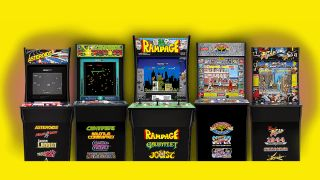 Get a full-blown arcade cabinet in your house for the price of an