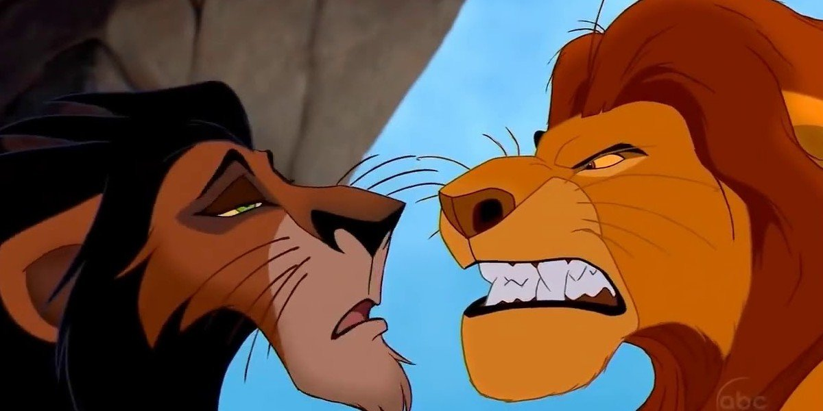Lion King Fans Can T Get Enough Of Concept Art That S Weirdly Sexy Cinemablend