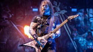 Slayer's Gary Holt