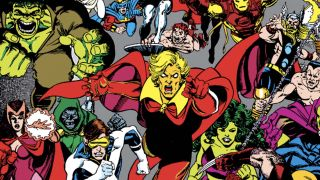 The ten top stories from Marvel's House of Ideas