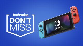 Black Friday Nintendo Switch deals