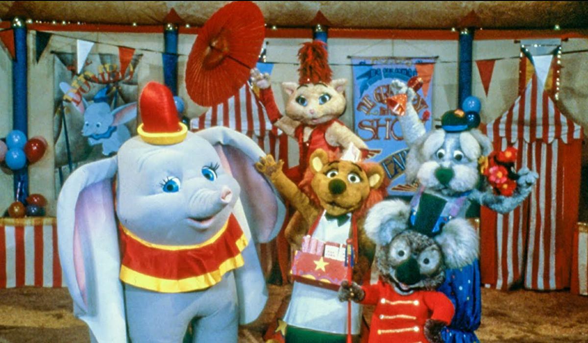 Dumbo's Circus Disney