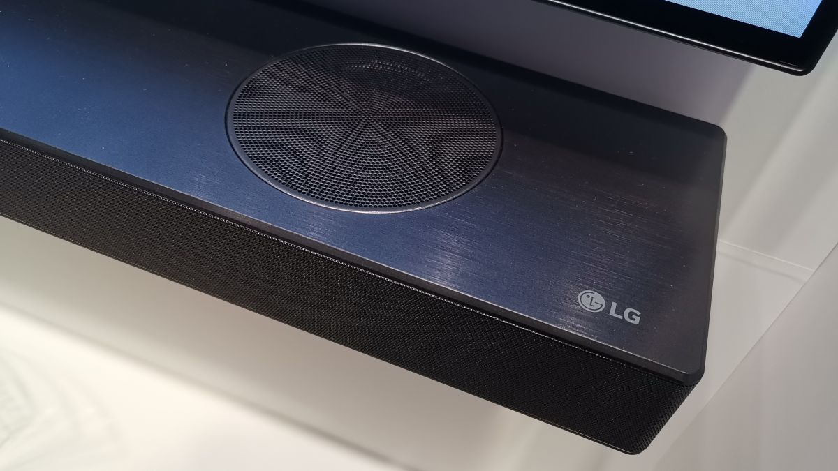 Lg Thinq Sl9yg Soundbar Hands On Review Techradar