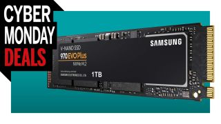 Cyber Monday SSD deals