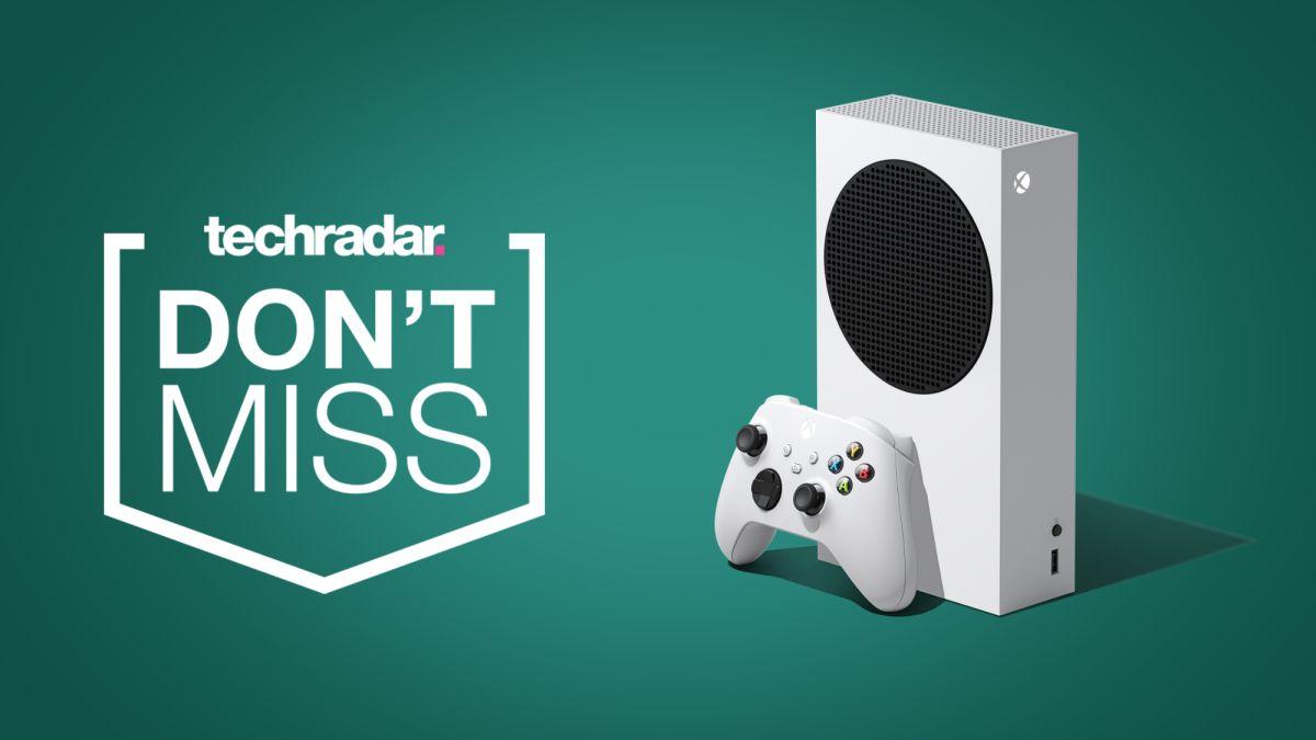 Xbox Series S stock update: Microsoft store still has the cheaper Xbox in stock