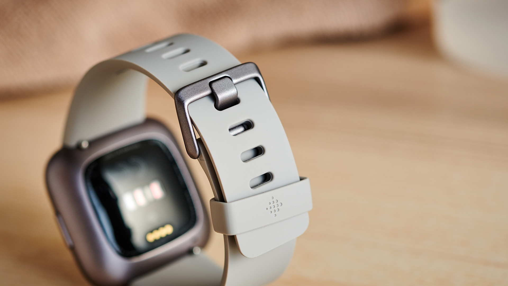 The new Versa 2 has the looks to rival any premium smartwatch