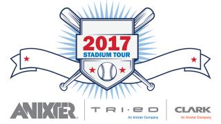 Anixter, Tri-Ed, Clark Announce Stadium Tour Schedule
