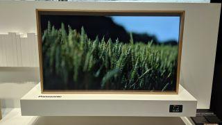 Panasonic Transparent OLED TV will launch in 2020