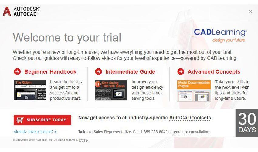 AutoCAD Review   Top Ten Reviews
