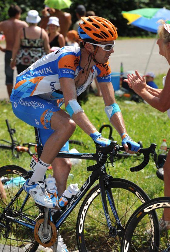 David Millar, Tour de France 2010, stage 8
