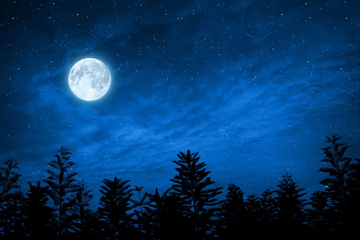 This week's full moon happens only once every 3 years