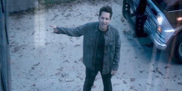 Scott Lang video message Avengers endgame