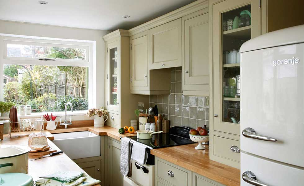 Superior Small Kitchen Ideas Uk Part - 4: Real Homes