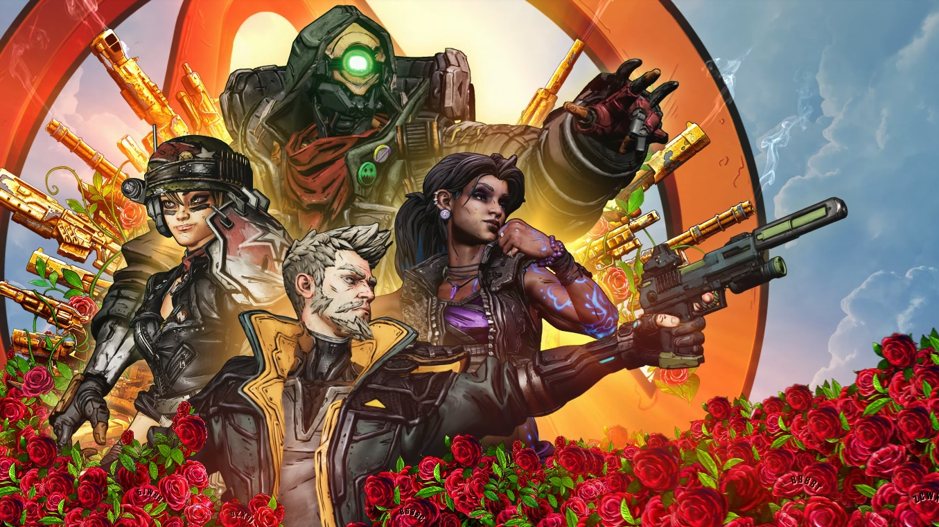 Borderlands 3 system requirements and graphics options revealed | PC Gamer