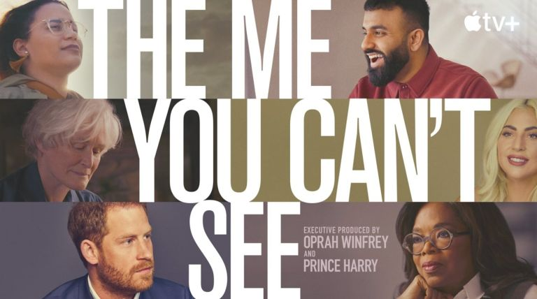 Oprah Winfrey and Prince Harry mental health documentary series The Me You Can't See on Apple TV+