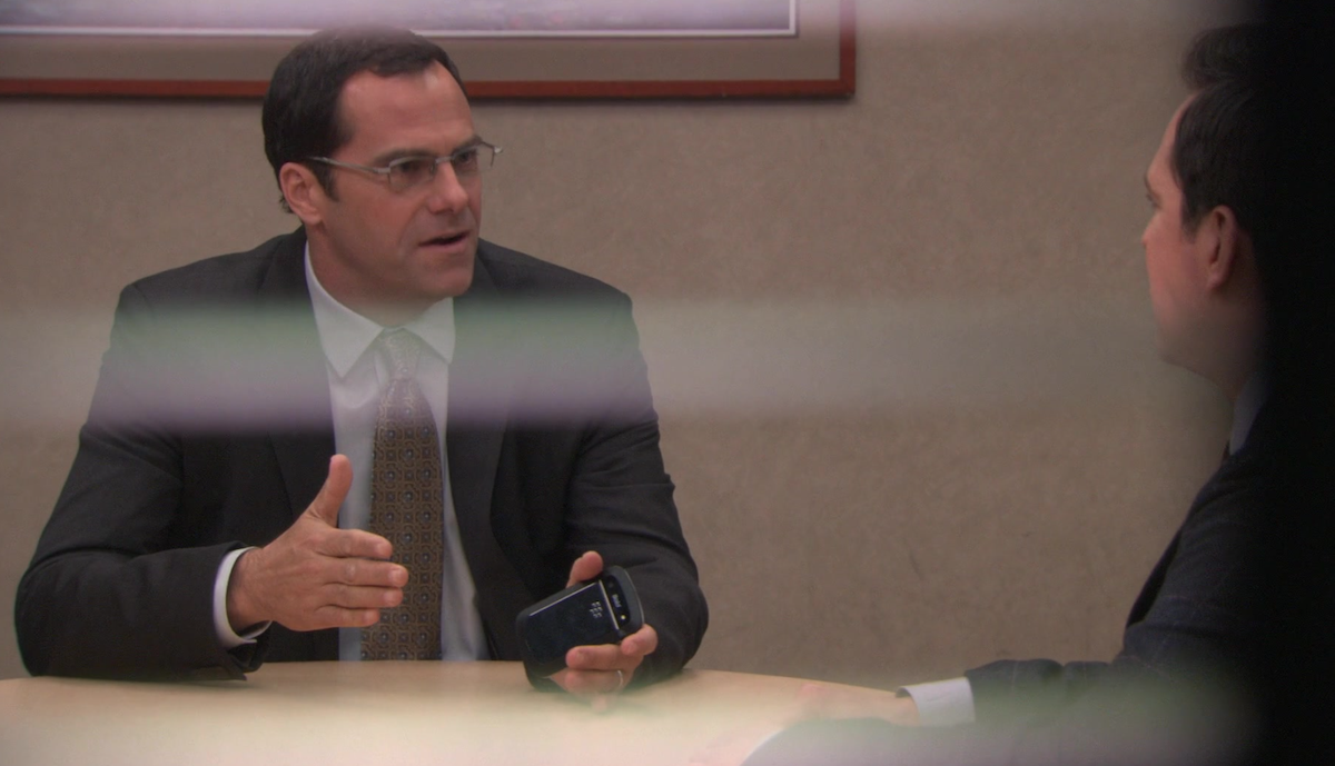 the office david wallace shocked at michael