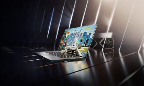 Nvidia RTX laptop