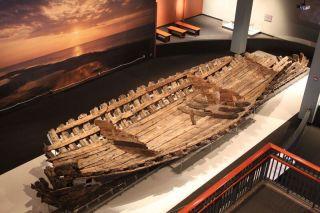 La Belle shipwreck