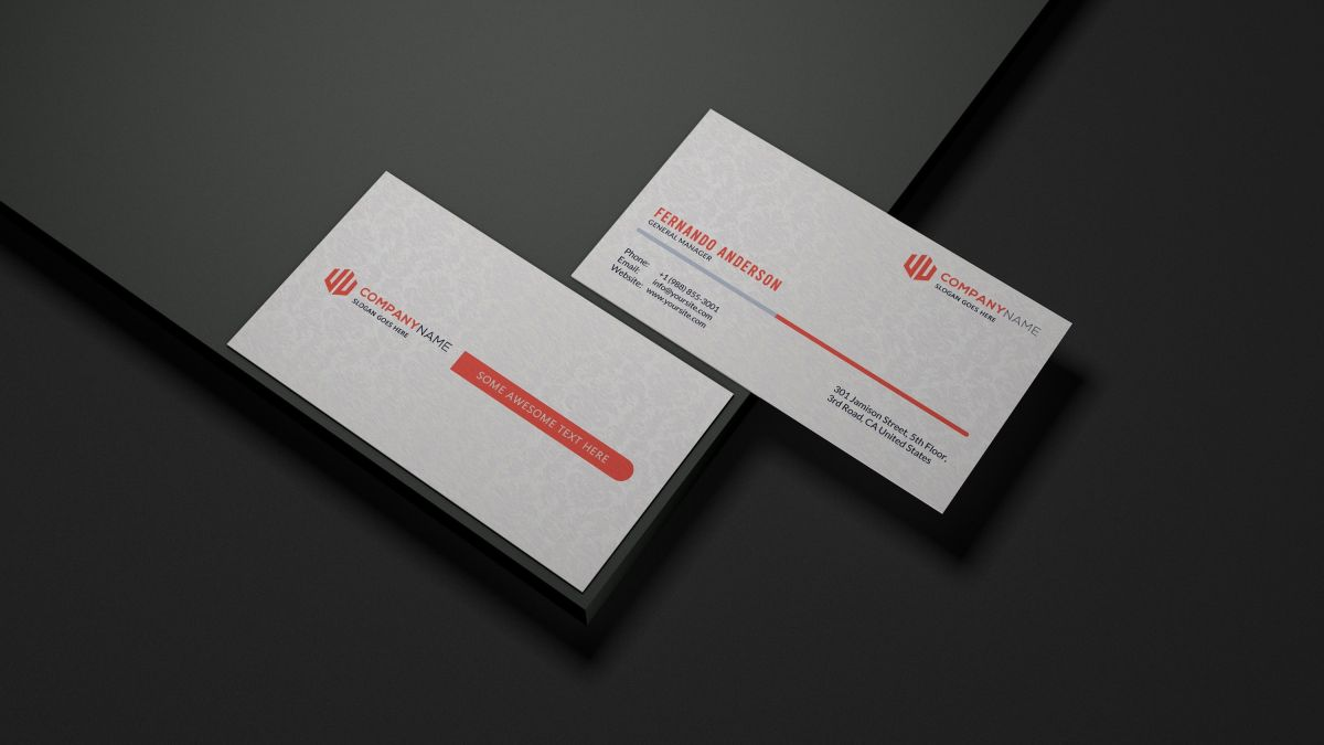 Business Card Printing Service In 2020