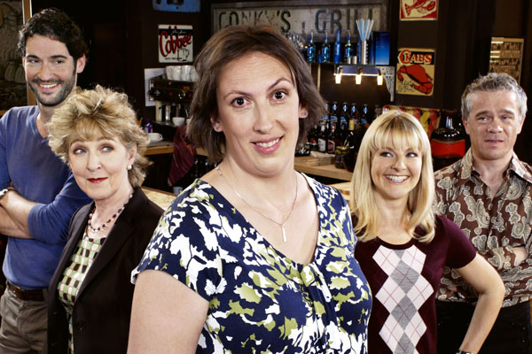A quick chat with Miranda Hart