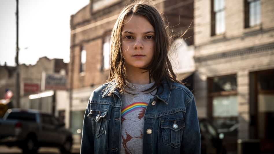 The new Logan movie trailer shows X-23 in glorious claw-like action
