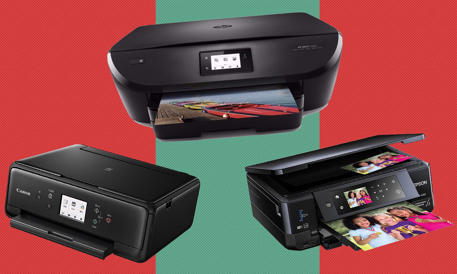 Epson Vs  Canon Vs  HP Printers: Who Makes the Best All-in