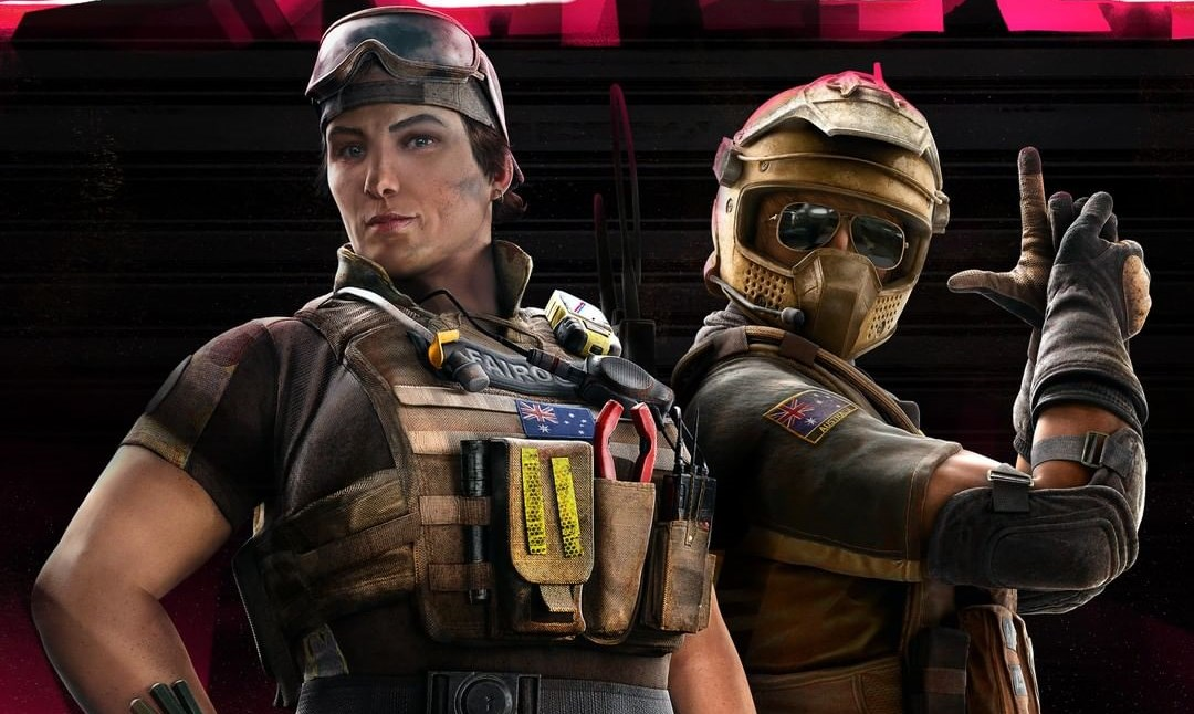Image result for rainbow six siege australian operators
