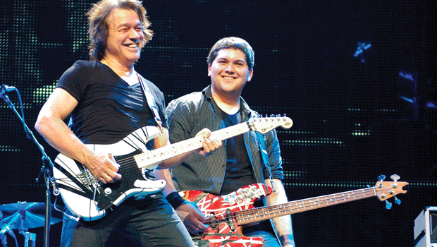 Interview Wolfgang Van Halen Talks Bass A Different Kind Of Truth And More Guitar World