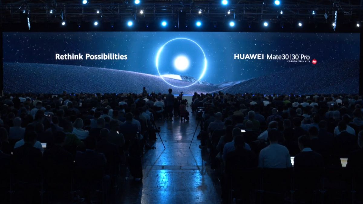 Huawei Mate 30 launch live blog: we're reporting live from the Munich event