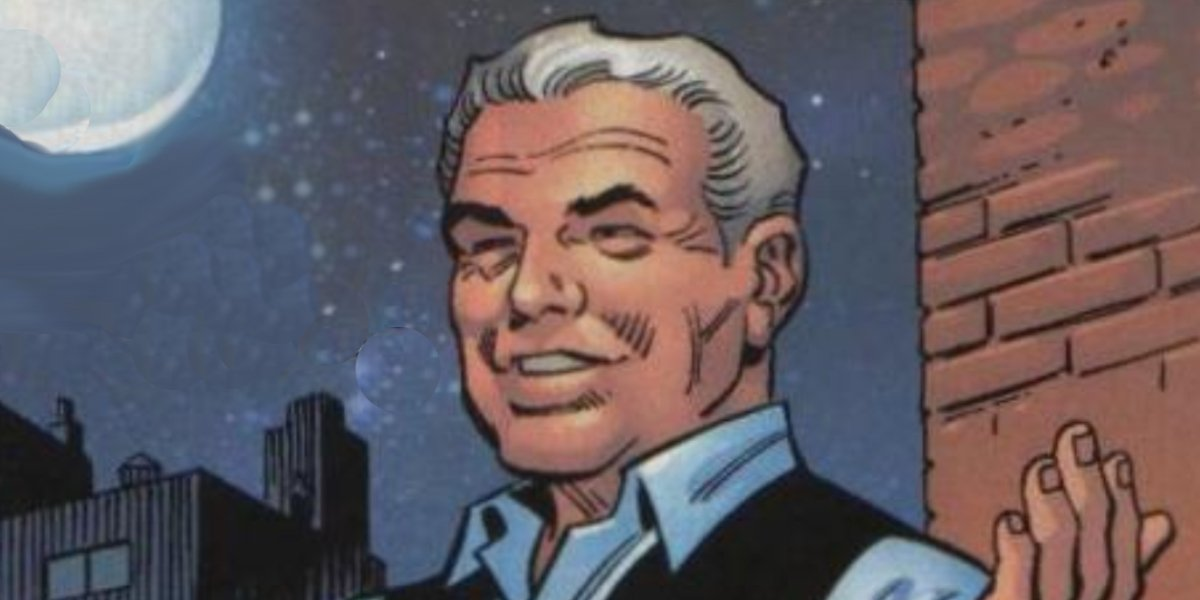 Spider-Man's uncle, Ben Parker