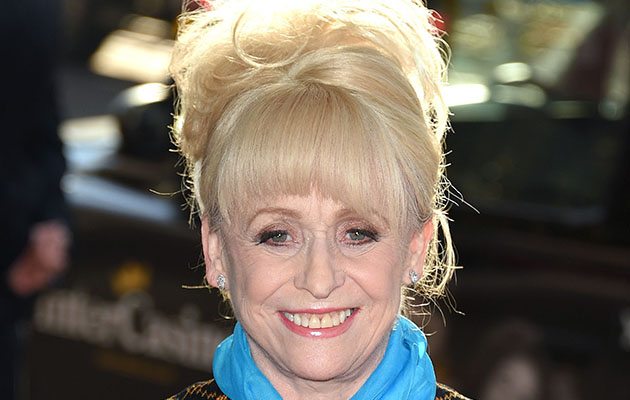 Former EastEnders legend Barbara Windsor