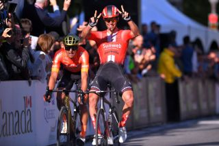 Australian Michael Matthews will be one of the top riders left to fly the flag for Sunweb in 2020 following the departure of Tom Dumoulin