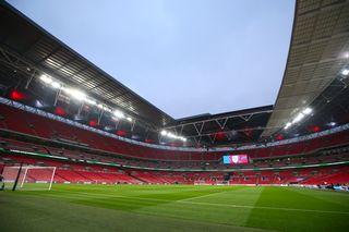Wembley Stadium File Photo