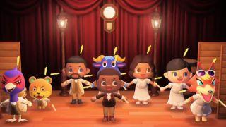 Hamilton Animal Crossing