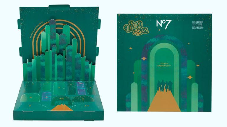 No7 Advent Calendar Wizard of Oz 12 Day