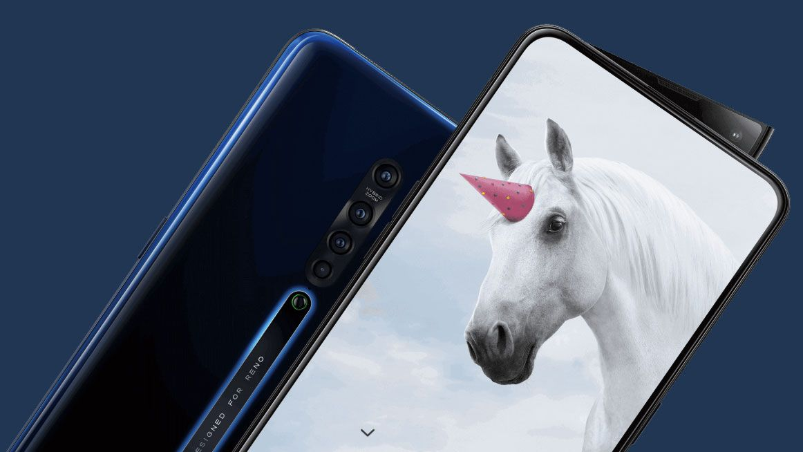 Oppo Reno 2 UK launch confirmed for the phone with 4 cameras and a 20x zoom