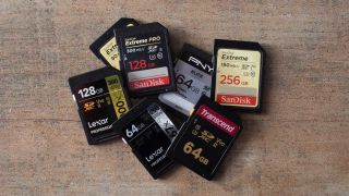 Group of the best SD cards