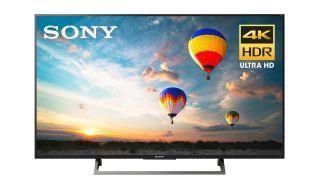 half price Sony 49-inch 4K Bravia TV
