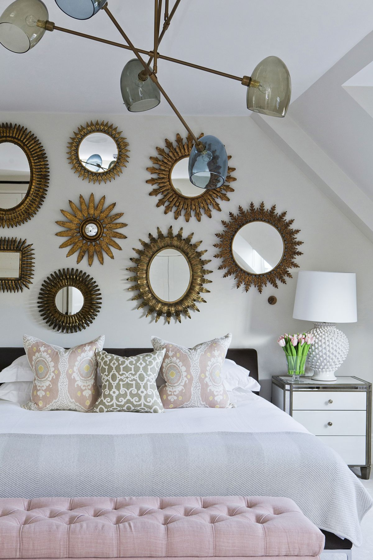 These 13 attic bedroom ideas that prove awkward spaces can be the most beautiful