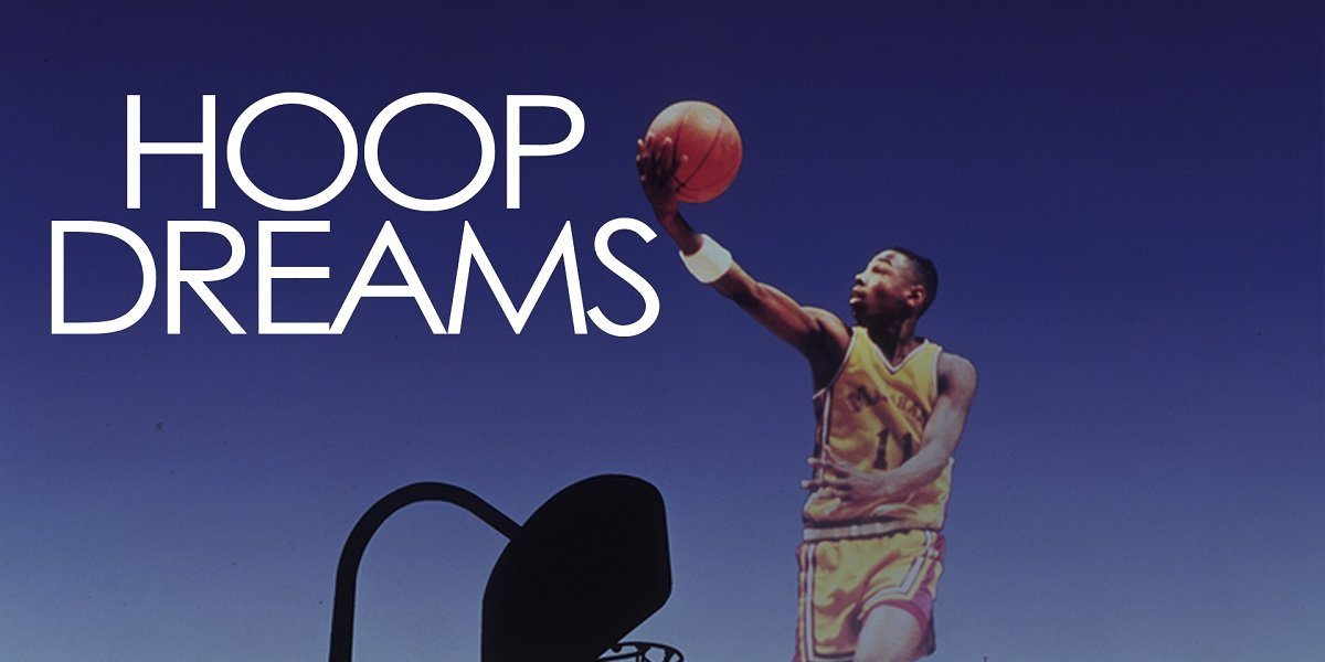 Arthur Agee in Hoop Dreams Documentary Poster