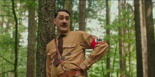 Hitler in JoJo Rabbit