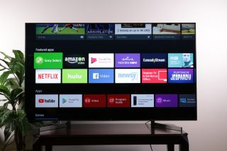 How to move or delete apps on your Sony Android TV - Sony