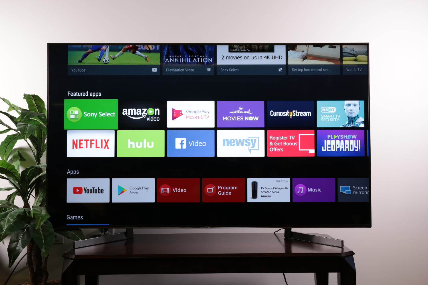 How to find and install apps on your Sony TV - Sony Bravia Android