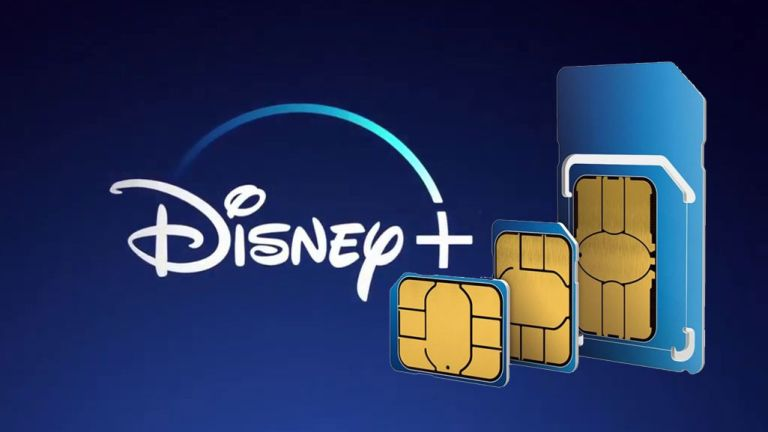 Disney Plus UK O2 SIM only deal