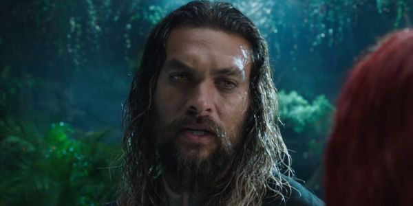 Jason Momoas as Aquaman