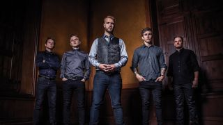 A press shot of leprous